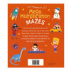 Mega Multiplication Mazes
