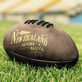 Antique New Zealand Rugby Ball