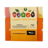 Dinosaur Medium Beeswax Food Wraps - Twin Pack with FREE Small