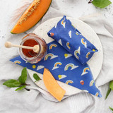 Rainbows Medium Beeswax Food Wraps - Twin Pack with FREE Small