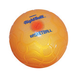 Britz NightBall Basketball Orange