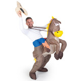 Cowboy Inflatable Costume