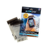 aLoksak Smartphone Waterproof Bags (Pack of 2)