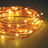 Copper Wire String Fairy Lights