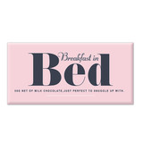 Breakfast in Bed Chocolate Bar