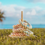 Wooden Rope Quoits