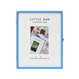 Little One Keepsake Box Blue