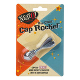 Neato Die Cast Cap Rocket + 48 Blast Caps