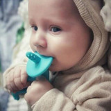 Blue Dancing Elephant Teether