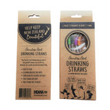 Moana Road Stainless Steel Straws