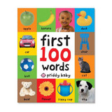 Bright Baby First 100 Words