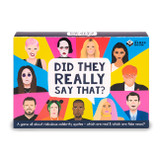 Did They Really Say That? Game