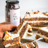 Sticky Date Double Layer Cake Kit
