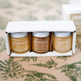 Cheese Pairing Honey Collection Trio