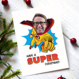 Super Bloomfield Christmas Card