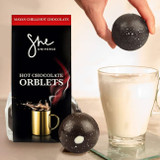 Hot Chocolate Orblets: Mayan Chilli