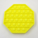 Octagon Silicone Push Pop It Bubble Fidget Toy NZ