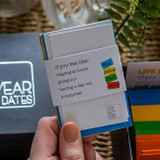 A Year of Dates: Categorised Date Night Ideas