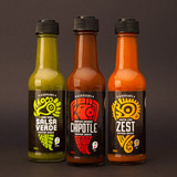 Hot Sauce Gift Pack