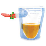 Cherub Baby Universal Food Pouch Spoons