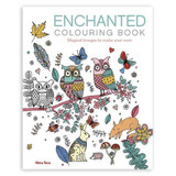 Enchanted Adult Colouring book