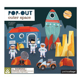 Pop Out Outer Space Playset