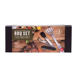 5 in 1 BBQ Tool Set