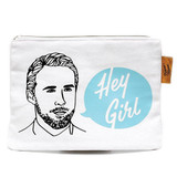 Hey Girl Accessory Pouch