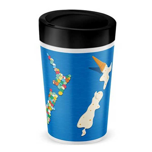 New Zealand Cuppa Coffee Cup