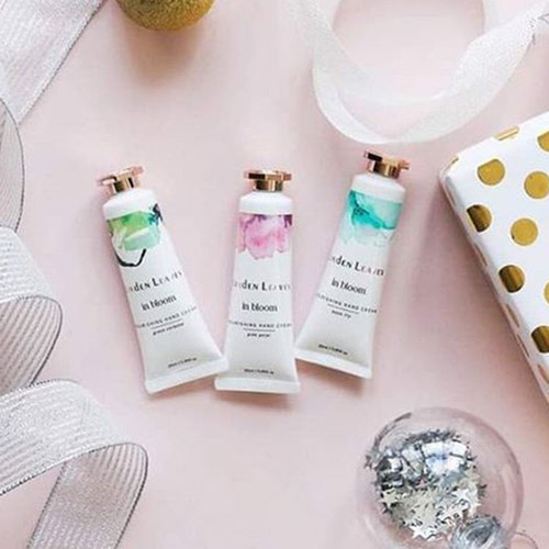 Linden Leaves In Bloom Hand Cream Selection