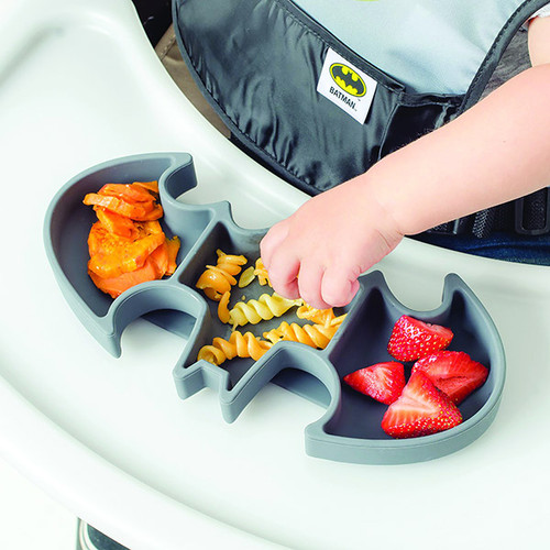 Batman Silicone Grip Dish