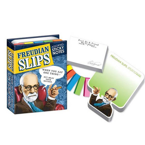 Freudian Slips - Sticky Notes