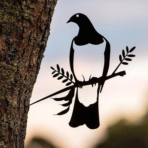 Kereru (Woodpigeon) Steel Art