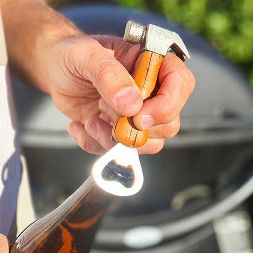 Hammer Magnet Bottle Opener