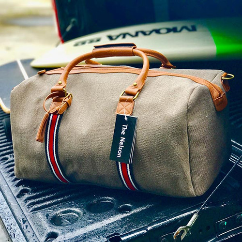 The Nelson Overnight Bag
