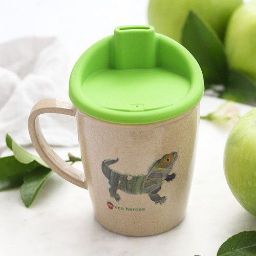 Lizard Eco Hero Toddler Cup