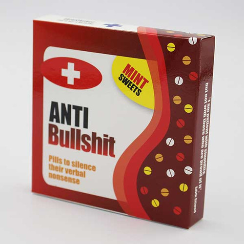 Anti Bullshit Pills