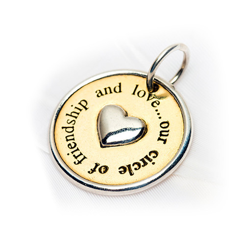 Circle of Friends Charm