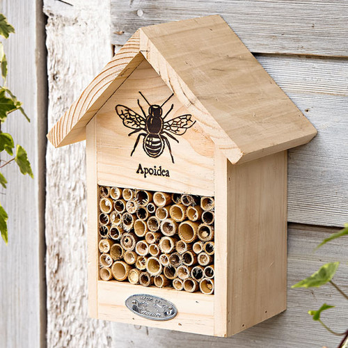 Apoidea Bee House