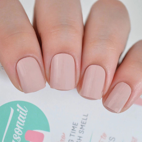 Personail Nail Polish Strips: Beige Nude