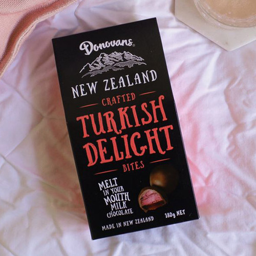Donovan's Milk Chocolate Turkish Delight