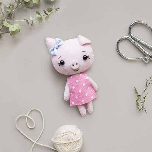Pig Dream Doll