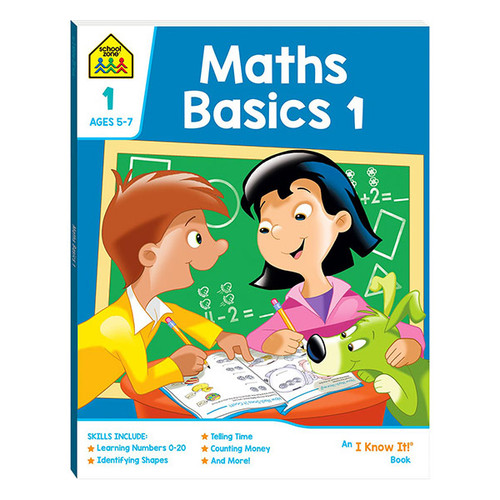 School Zone I Know It: Maths Basics 1