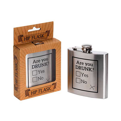 Are You Drunk Flask