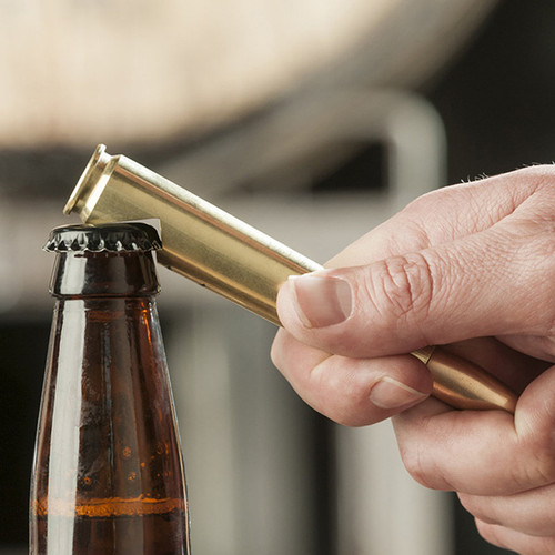 Calibre Bullet Bottle Opener