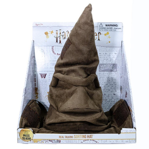 Animatronic Sorting Hat