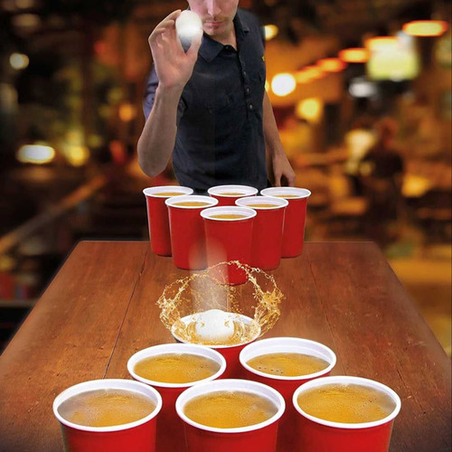 American Style Beer Pong