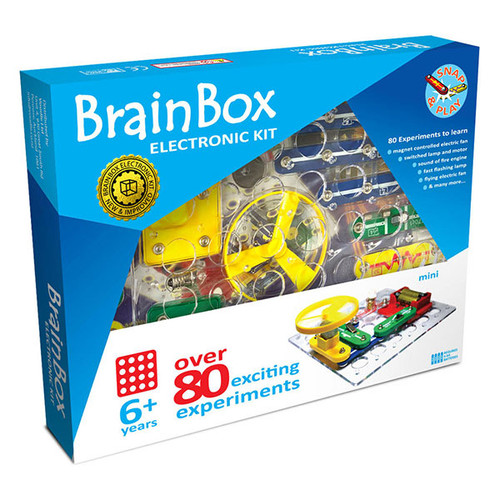 Brain Box: Mini Electronic Kit