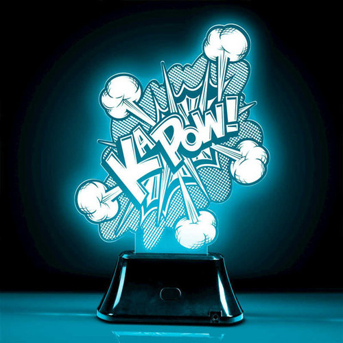 Colour Changing KaPow Light