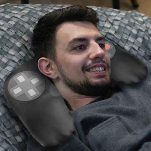 Game Pad Neck Cushion